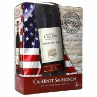 """Western Cellars Cabernet Sauvignon 12,5%   """"Bag in Box"""" 3L"""