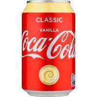 Coca-Cola Vanilla 24x0,33 ltr.