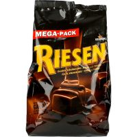 Storck Riesen Dark Chocolate Caramel Candy 900g