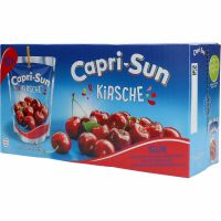 Capri Sun Drink Cherry 10 x 200ml
