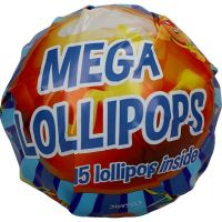 Cool Mega Lollipop 120g