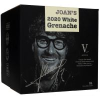 Joan's 2020 White Grenache 14% 5 ltr